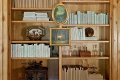 Meadowood Family Room Bookcase